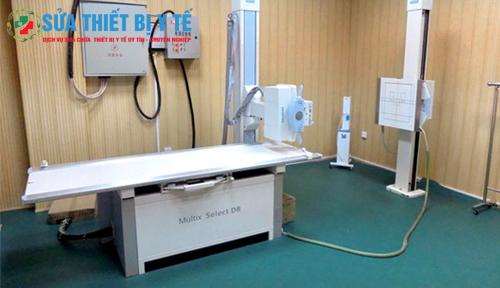 Dịch vụ sửa chữa máy x quang