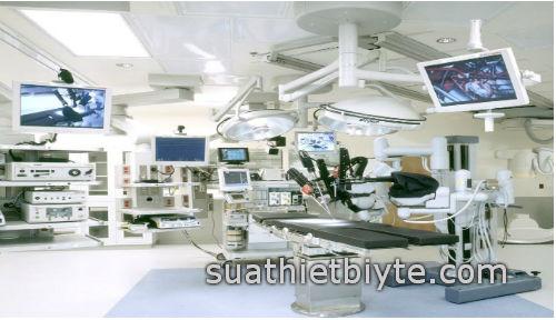 Sửa chữa thiết bị y tế ở đâu uy tín