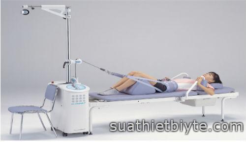 Sửa chữa máy kéo giãn cột sống