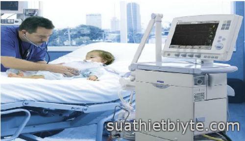 Sửa chữa máy thở