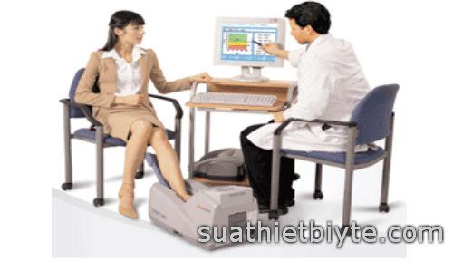 Sửa máy đo loãng xương