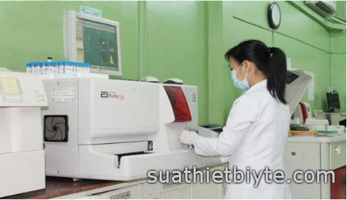 Sửa máy xét nghiệm miễn dịch
