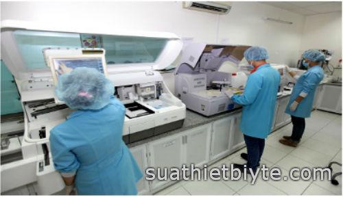 Sửa máy huyết học