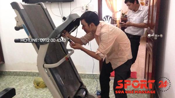 Sửa máy chạy bộ tại nhà