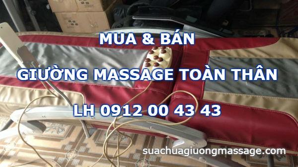 Mua bán giường massage toàn thân
