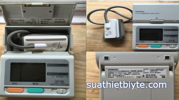 Máy đo huyết áp tại sao ít người nhận sửa chữa