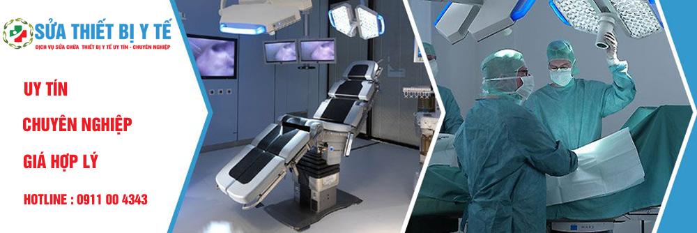 Sửa thiết bị y tế uy tín